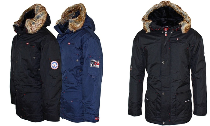 taille 40 f9d58 38822 Parka Geographical Norway | Groupon Shopping