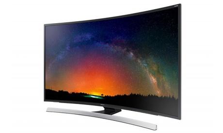 Samsung Smart TVLED Ultra HD 4K 3D Curvo da 65 pollici