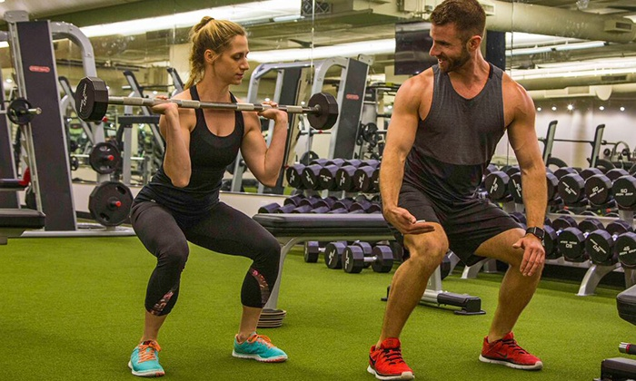 Webster Place Athletic Club - Webster Place: $35 for One Month Unlimited Pass at Webster Place Athletic Club ($115 Value)