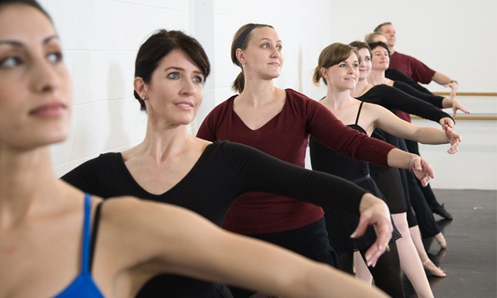 Kansas City Ballet - Multiple Locations: One Month of Unlimited Dance Classes or 20 Dance Classes at Kansas City Ballet (Up to 76% Off)