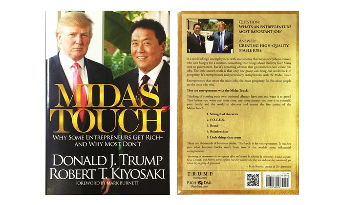 midas touch why some entrepreneurs get rich and why most dont