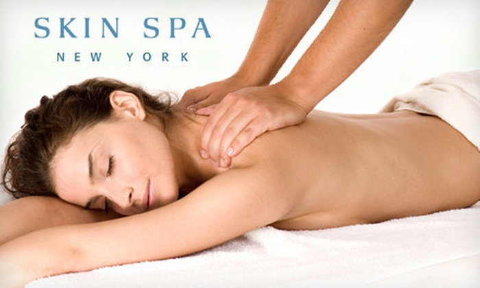 Skin Spa New York - Multiple Locations: One, Three, or Five Swedish Massages at Skin Spa New York (Up to 60% Off)