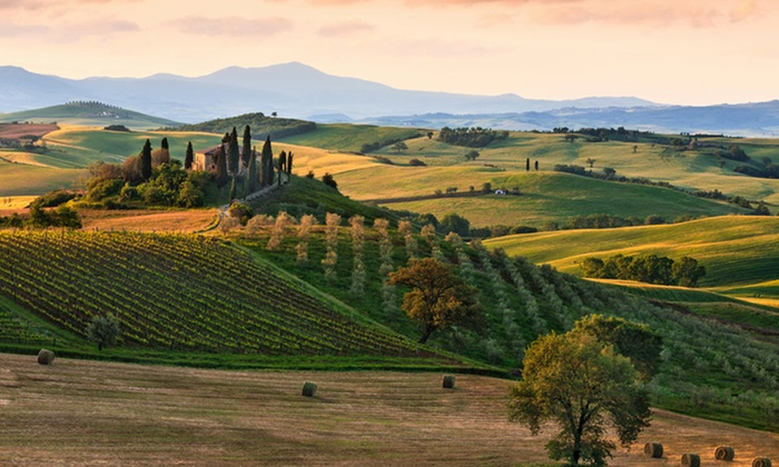 Italy Culinary Vacation with Airfare - Rome, Athens & Barcelona: 8-Day Italian Vacation with Airfare and Rental Car from go-today. Price/Person Based on Double Occupancy.