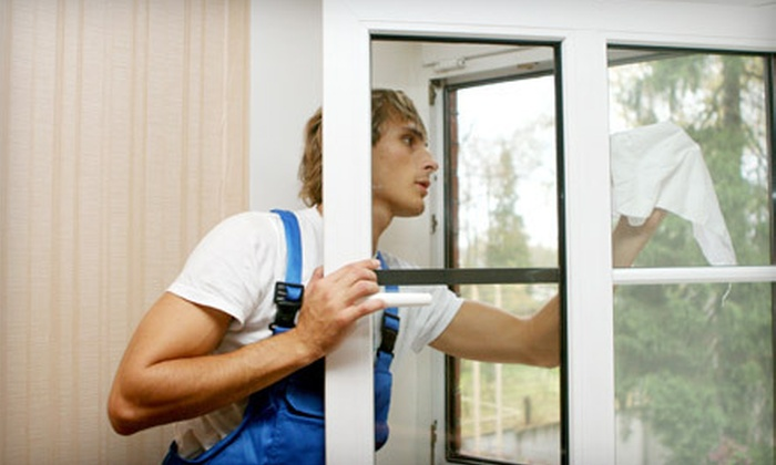 See Spot Go Window Cleaning - Los Angeles: Cleaning for 10, 15, or 25 Windows from See Spot Go Window Cleaning (Up to 51% Off)