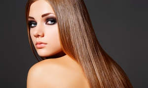 Glynn Jones Salon LLC: Low-Fume Keratin Treatment or Brazilian Blowout with Options for Haircut at Glynn Jones Salon (Up to 60% Off)
