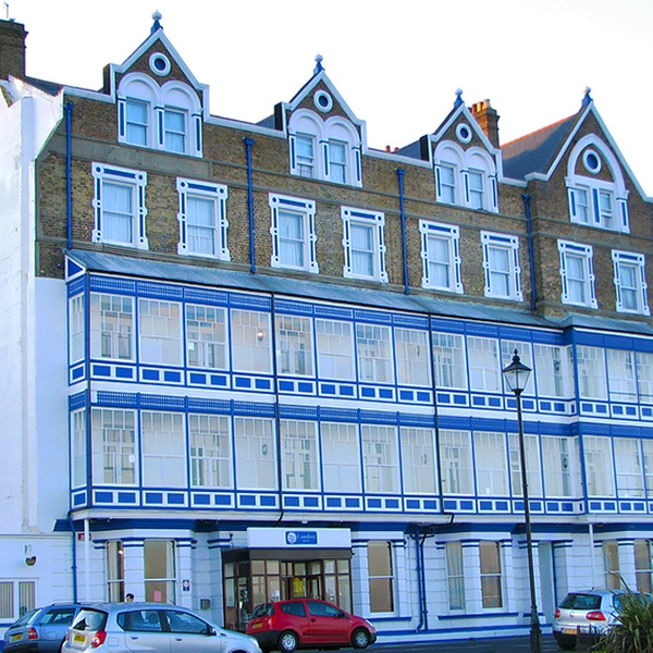 Ramsgate 1 To 3 Nights For Two With Breakfast Afternoon Tea Gym Sauna And Late Check Out At Comfort Inn Ramsgate