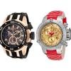 #10 Invicta Subaqua Men's Watches