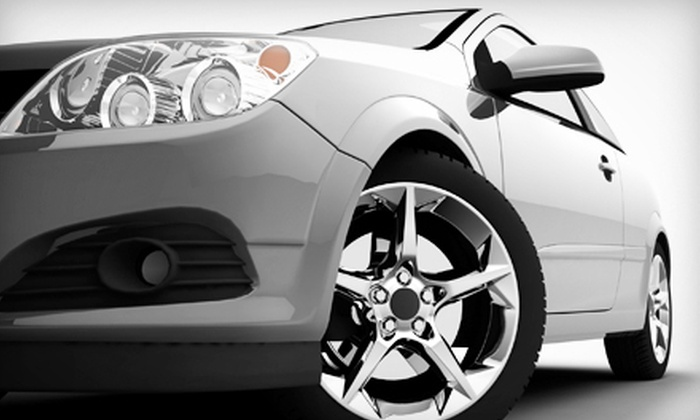 Goodrich Collision Repair Center - Ocala: $30 for a Three-Hour Full Auto-Detail Service at Goodrich Collision Repair Center ($65 Value)