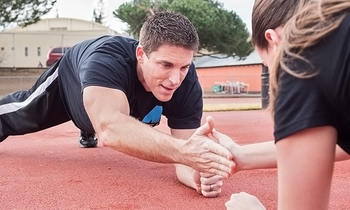 Mpowered Bootcamps - Multiple Locations: Six Weeks of Unlimited Boot-Camp Classes at MPowered Bootcamps (72% Off)