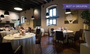 Opera Restaurant: Opera Restaurant: menu gourmet mare dello chef pluripremiato Nicola Locatelli e vino all'Opera Restaurant (sconto 51%)
