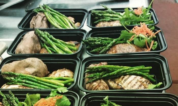 Dreambody cuisine - New York City: Up to 73% Off 3 Days of Prepared Meals at Dreambody Cuisine