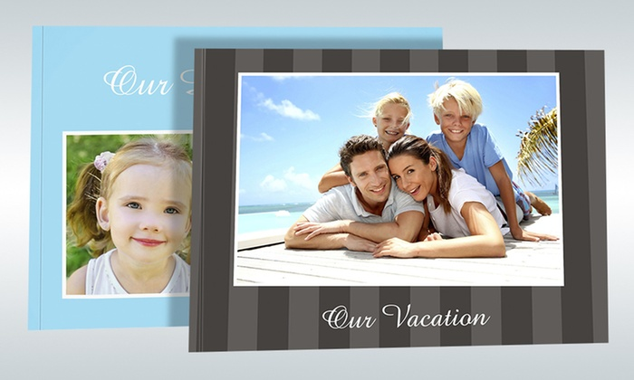 MailPix: $25 for $80 Worth of Custom Photo Books from MailPix
