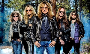 Whitesnake: Whitesnake at Ruth Eckerd Hall on Thursday, August 6, at 8 p.m. (Up to 49% Off)