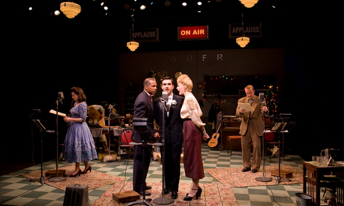 """It's A Wonderful Life Live Radio Experience - The Lower Ossington Theatre: """"It's a Wonderful Life: A Live Radio Play"""" on stage in Toronto on December 3–24"""