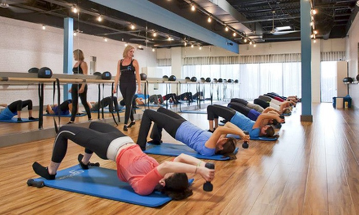 TenPoint5 - Tempe: 10 Barre Fitness Classes or One Month of Unlimited Barre Fitness Classes at TenPoint5 (Up to 62% Off)