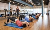 TenPoint5- Tempe - Tempe: 10 Barre Fitness Classes or One Month of Unlimited Barre Fitness Classes at TenPoint5 (Up to 62% Off)