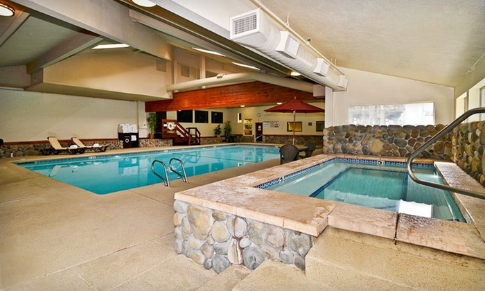 Best Western Plus Tree House In Mount Shasta Ca Groupon