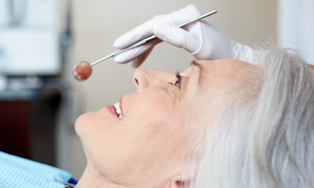 $50 for Basic Dental Cleaning, X-rays, and Exam at All Dental ($210 Value)