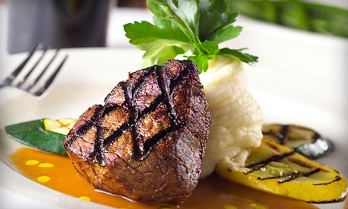 Cicciotti's Trattoria Italiana & Seafood - Encinitas: Italian Cuisine at Cicciotti's Trattoria Italiana & Seafood (Up to 57% Off). Two Options Available.