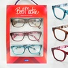 3-Pack of Bob Mackie Women's Reading Glasses