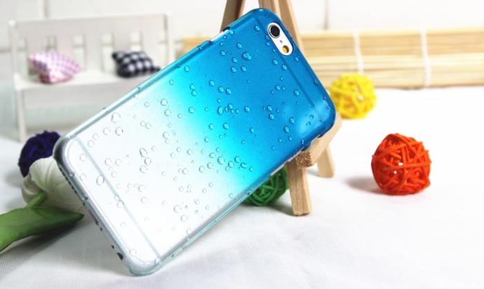 Cover con effetto gocce d 39 acqua groupon goods for Finestra con gocce d acqua