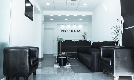 Limpieza bucal, panorámica, ultrasonidos, revisión y opción a 1 o 2 empastes desde 9,99 € en Clínica Propdental Badalona