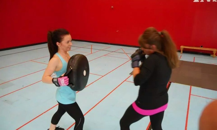 Reality Strikes Self-defense & Fitness - Erlanger: $44 for $80 Toward 8 Self Defense Classes— Reality Strikes Self Defense and Fitness
