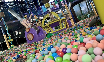 All-Day Package for 2 or 4, Birthday Party for 10, or Bowling for 6 at Fun City (Up to 45% Off)