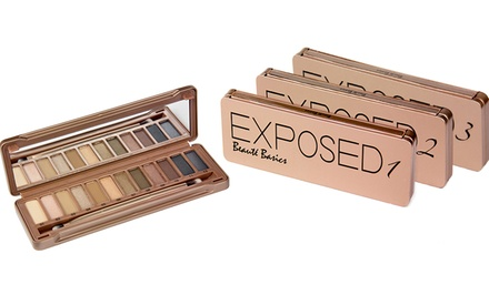 Exposed Eye Shadow Palette
