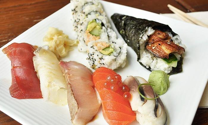 Kaze Restaurant - Kaze Restaurant: $12 for $25 Worth of Japanese Gastropub Food and Sushi at Kaze OTR