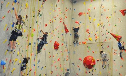 Ibex Climbing Wall Camp Ibex Climbing Gym  