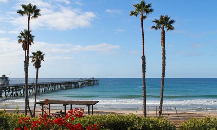 Southern California Hotel near Ocean