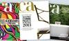 "<i>California Home+Design</i> - Santa Barbara: $7 for a One-Year Subscription to ""California Home+Design"" Magazine and E-Newsletter ($15 Value)"