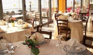 Ristorante Lido di Bellano: Lido di Bellano - Menu con 1 kg di pesce, antipasti, dolce e vino (sconto fino a 63%)