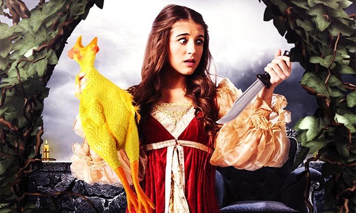 "Romeo & Juliet Choose Thine Own Ending - Multiple Locations: ""Romeo & Juliet Choose Thine Own Ending"" (February 8–25)"