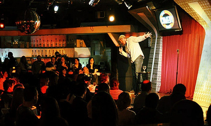 The Comedy Bar - The Comedy Bar: Thursday- or Friday-Night Standup Show for Two or Four at The Comedy Bar (Up to 53% Off)
