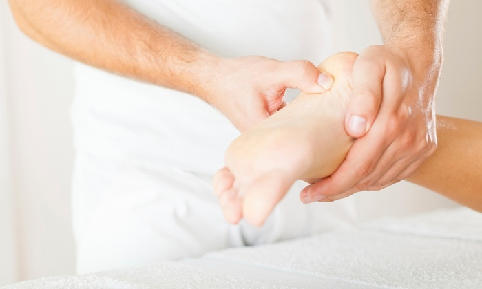 Bell Massage Therapy - Mann: Reflexology with Optional Aromatherapy Wrap atBell Massage Therapy (Up to 56% Off). Three Options.