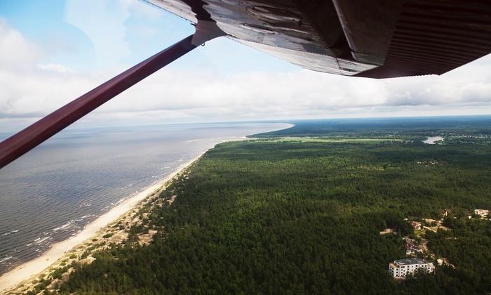 Executive Air Transport - Norton Shores: Up to 55% Off Flight Tour at Executive Air Transport