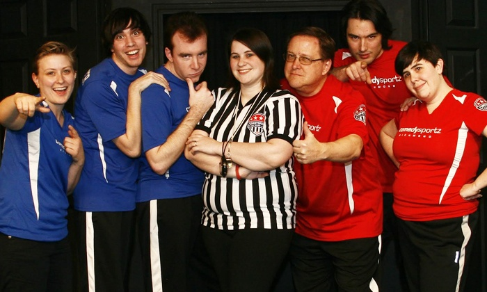Comedysportz Improv Theater - Brookland: Comedy Shows and Classes at ComedySportz Improv Theater (Up to 73% Off). Five Options Available.