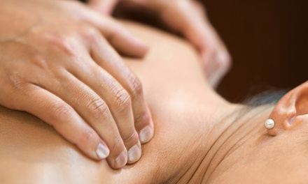 Massage and Foot Reflexology, or a Spa Day for One or Two at Healing Horizons Massage & Spa (Up to 60% Off)
