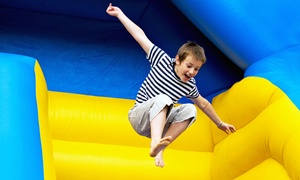 Pizza, Lazer Maze Challenge, And Jump Time For Two Or Four At My Three Sons Family Fun Center (up To 51% Off)