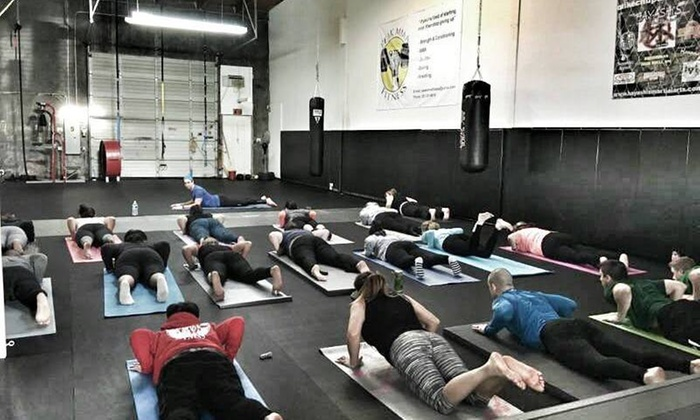 Peak MMA & Fitness LLC - West Hill: $10 for $15 Worth of Gym Visits — Peak Mma & Fitness Llc