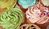 ladybug cake creations - Palm Beach: One or Two Dozen Cupcakes from Ladybug Cake Creations (Up to 65% Off)
