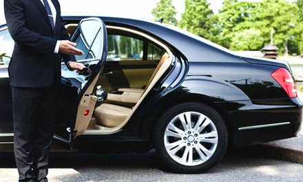 RoundTrip Airport Transportation from G&l Executive Services (55% Off)