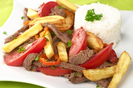 Peruvian Food at Chicama Peruvian Grill (Up to 50% Off). Two Options Available.