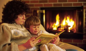 Fix My Fireplace: $100 for $149 Groupon — Fix My Fireplace