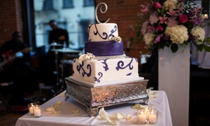 Cakalicious Cakes: Custom-Designed Cake or Wedding Cake for 200 or More  at Cakalicious Cakes (Up to 50% Off)