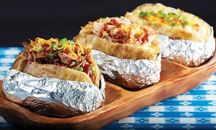 Hickory-Smoked Barbecue and Down-Home Sides at Dickey's Barbecue Pit (Up to 38% Off). Two Options Available.