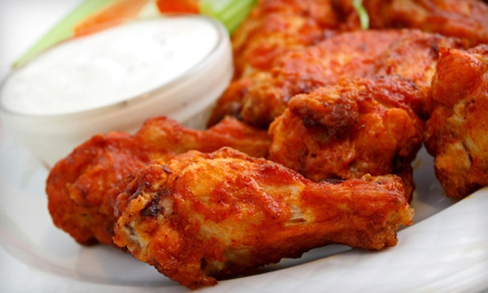 WingBusters USA - Breckenridge: $15 Worth of Hot Wings