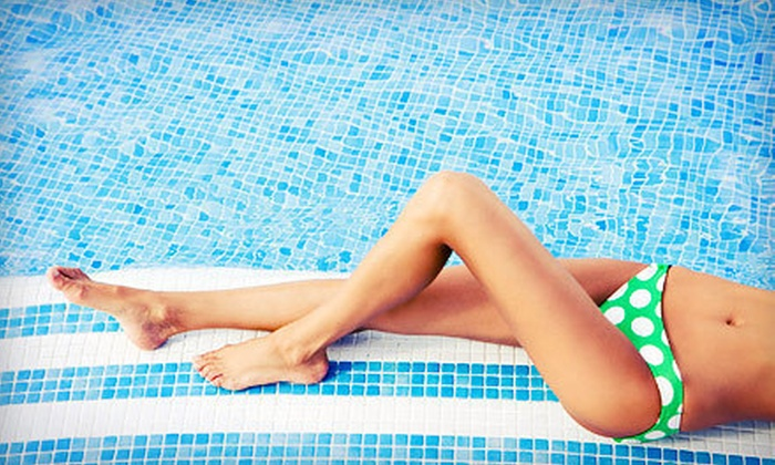 Age Less Medi-Spas - Victoria: Spider-Vein Removal for 10-, 20-, or 30-Minutes at Age Less Medi-Spas (Up to 61% Off)